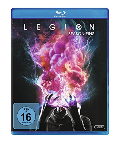 Legion - Die komplette Season 1 [Blu-ray]