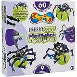 ZOOB Creepy Glow Creatures Construction Set