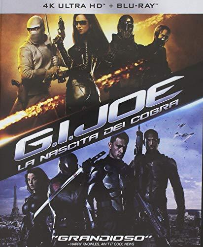 G.I. Joe - La Nascita Dei Cobra (Blu-Ray 4K Ultra Hd+Blu-Ray) gebraucht kaufen  Wird an jeden Ort in Deutschland