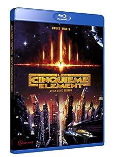 Le Cinquième Elément [Blu-ray] [Import italien] (B001V76EWE) | Amazon Products