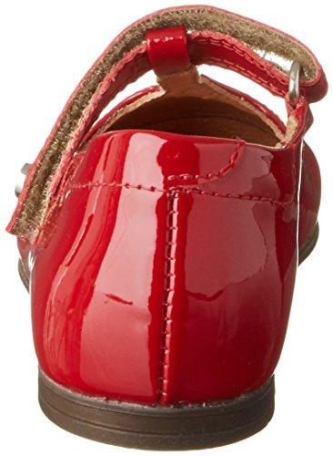 FRODDO Froddo Ballerina Shoe G3140055, Ballerines fille Rot (Red)