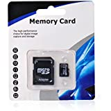 New Arrival Black Portable 64GB 64G Micro SD Micro SDHC Class 10 TF Flash Memory Card with Free SD Adapter