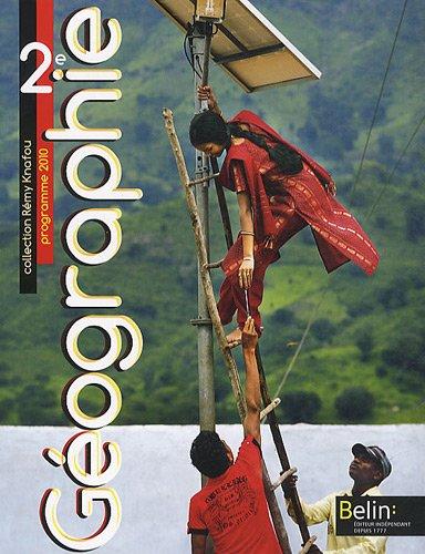 Géographie 2de Programme 2010