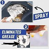 xuanyang524 Multifunktions-Haushalts-Küchenreiniger Universal Auto Auto-Reinigungsmittel Allzweck-Blasenreiniger Beste Natürliche Reinigungsmittel Sicherheit Schaumreiniger First-Rate