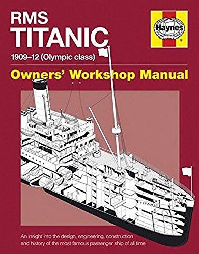 Rms Titanic Manual (Owners Workshop Manual) por David Hutchings