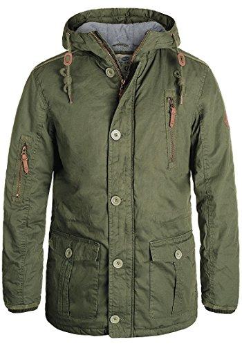 SOLID Clark - Giacche sportive e tecniche da Uomo, taglia:XL;colore:Ivy Green (3797)