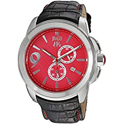 Jivago Men's 'Gliese' Swiss Quartz Stainless Steel Casual Watch (Model: JV1519)