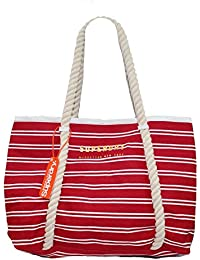 Superdry , Cabas pour femme Rouge Rot
