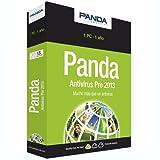 Panda Antivirus Pro 2013 1usuario(s) 1año(s) - Seguridad y antivirus (1, 1 año(s))