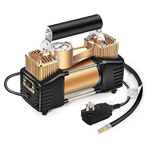 Mzl pompa d'aria auto elettrica pompa ad aria compressa elettrica della pompa di aria del doppio cilindro di 220v piccola automobile dell'automobile che riempie aeratore di gomma