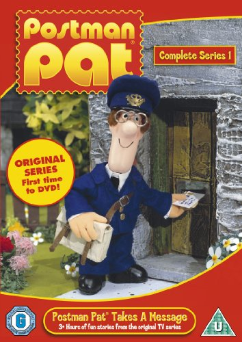 Image of Postman Pat: Series 1 - Postman Pat Takes A Message [DVD]