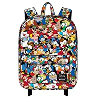 Loungefly Disney Ducktales AOP Backpack