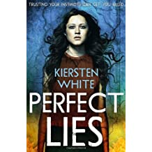 Perfect Lies (Mind Games) by Kiersten White (2014-01-30)