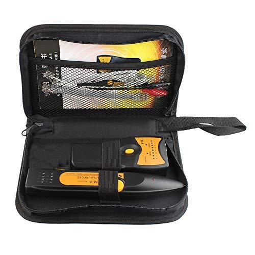 Netzwerk-Kabeltester TM-8 RJ11 RJ45 Cat5 Cat6 Telefon LAN Netzwerk-Kabeltester-Detektor-Draht-Verfolger Tracer Toner Ethernet Line-Finder