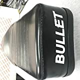 #4: SaharaSeats™ Royal Enfield/Bullet/Electra and Standard/Seat Cover/Black