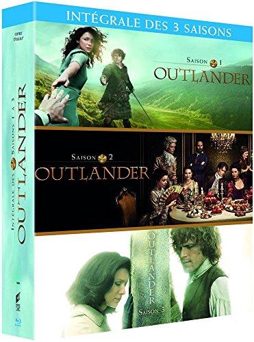 Outlander saisons 1 à 3