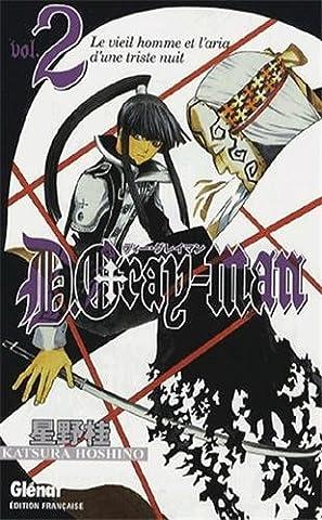 D.Gray-Man - Edition originale Vol. 2