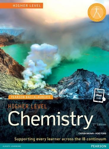 Pearson Baccalaureate Higher Level Chemistry Starter Pack (Pearson International Baccalaureate Diploma: International Editions)