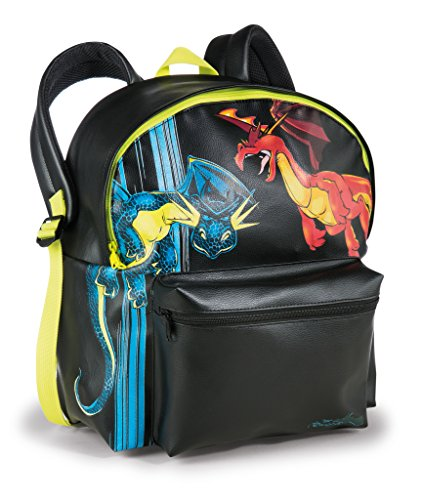 NICI 40790.0 Dragons Zaino Drago in Ecopelle 36 X 41 X 15, 5 cm