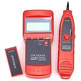 NF-Display LCD 8208-Tester cavi LAN di rete, sportiva, Scanner punta Tester