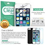 SPECIAL OFFER! ORDER NOW! RINGKE SLIM iPhone 5S/5 [SF Black] Case comes with 1 Free Screen Protector. - Rearth offers a simple 1 piece hard case that features our elegantly slim design, Premium Soft Feeling (SF) exterior, and offers protection agains...
