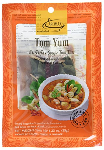 Aromax Gewürzmischung für Tom Yum, 6er Pack (6 x 35 g Packung)