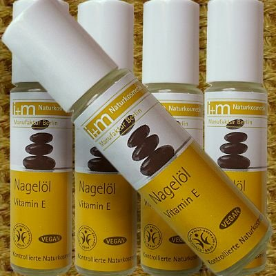 I+M Nagelöl VITAMIN Roll-on, 10 ml