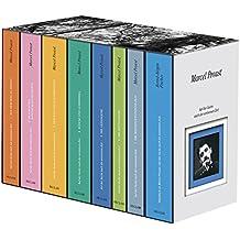 Auf der Suche nach der verlorenen Zeit: Kassette Bände 1–8