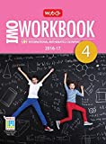 MTG International Mathematics Olympiad (IMO) Work Book - Class 4(Old Edition)