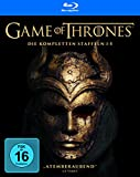 Game of Thrones Staffel 1-5 (Digipack + Fotobuch + Bonusdisc) (exklusiv bei Amazon.de) [Blu-ray] [Limited Edition]