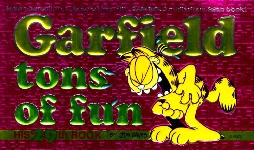Garfield Tons of Fun by Davis, Jim (1996) Paperback