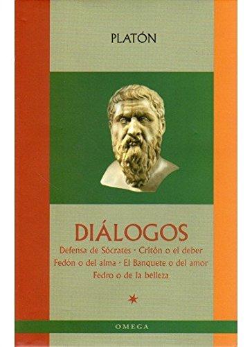DIALOGOS (LITERATURA-OMEGA LITERATURA CLÁSICA) por PLATON