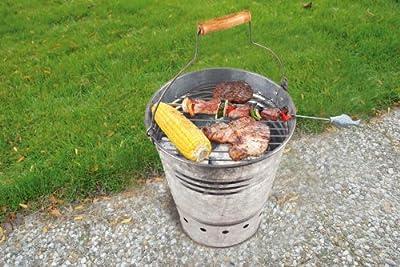 Esschert Grill-Eimer, FF52 von Esschert - Du und dein Garten