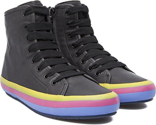 Camper Portol 46620 036, Damen Sneakers Black