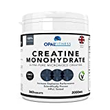 Best Weight Gain Tablets - Creatine Monohydrate Tablets | Ultra Pure Micronised Creatine Review