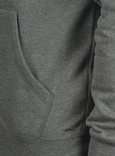SOLID BertiZip Kapuzenjacke, Größe:M;Farbe:Grey Melange (8236) - 4