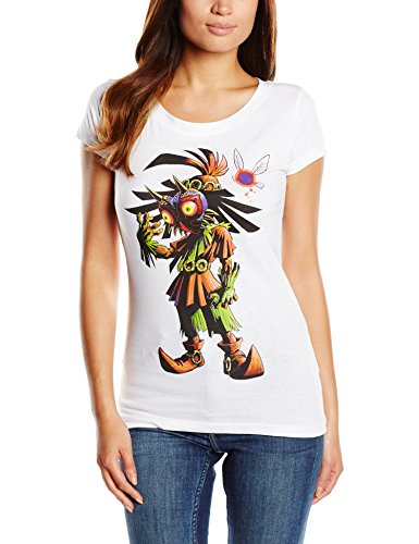 Legend of Zelda -  T-shirt - Donna bianco X-Large