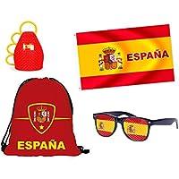 OFFERTA: Kit tifosi Spagna (FP-23) Set da