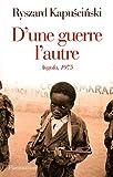 D'une guerre l'autre : Angola, 1975