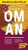 MARCO POLO Reiseführer Oman: Reisen mit Insider-Tipps. Inklusive kostenloser Touren-App & Update-Service - Jobst Krumpeter