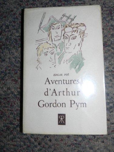 Aventures d'arthur gordon pym
