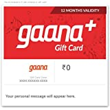 Flat 30% off at Checkout||Gaana 12 Month Subscription - Digital Voucher
