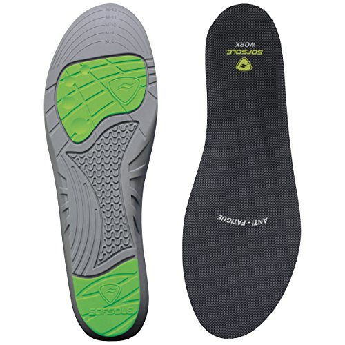Sof Sole Work Anti-Fatigue Comfort Insole, Women's Size 5-10