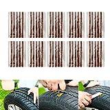 CICMOD 50 Pcs 4 Zoll Reifen Reparatur Saiten Tubeless Off Road Reifen Auto, Fahrrad, ATV, UTV, Schubkarre, Mähwerk