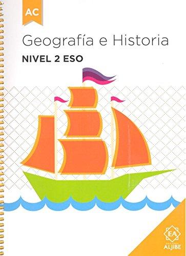 Geografía e Historia. Nivel 2 ESO por Aljibe