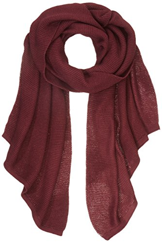 PIECES Damen Schal Pcbilli Scarf Noos, Rot (Port Royale Port Royale), One size (Port Schal)