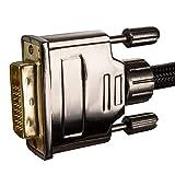 rocabo DVI auf DVI Kabel 1,5m - 8