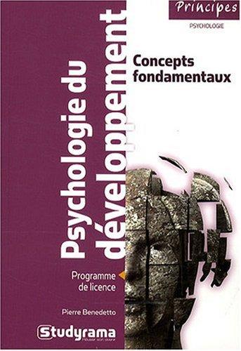 Psychologie du développement : concepts fondamentaux