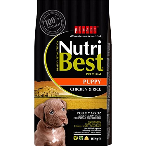 Pienso Picar Nutribest Puppy - 15 kg