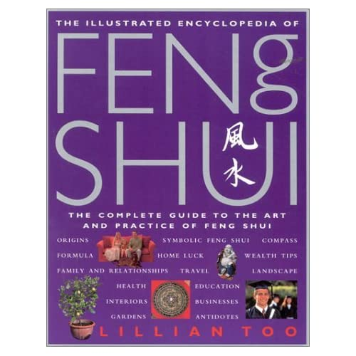 The Illustrated Encyclopedia of Feng Shui by Lillian Too (1999-11-25)